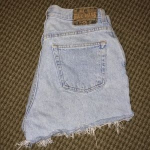 Old Navy Vintage Denim Shorts